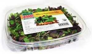 how to store fresh microgreens